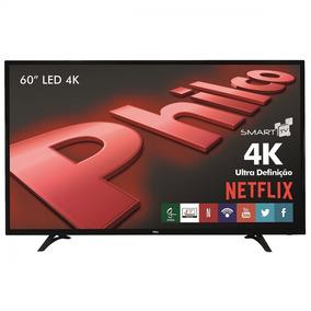 Smart Tv Led Philco 60 Polegadas Ultra 4k Wi-fi Ph60d16dsgwn