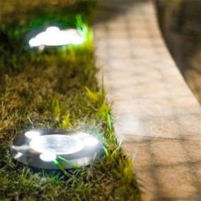 Luminária Solar Inox Uplight 16470 Ecoforce