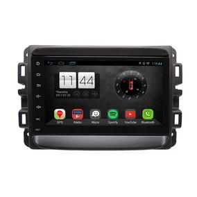 Central Multimídia Navpro Caska Com Tv Gps Android Fiat Toro