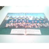 Lamina Original Poster Boca Juniors Campeon 1940