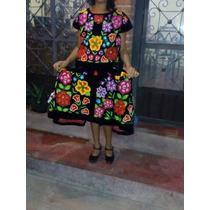 Traje Regional Del Istmo De Tehuantepec