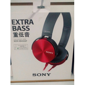 Audifonos Sony Bass