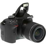 Cámara Nikon D3400 Reflex. Nueva