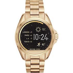 Reloj Inteligente Michael Kors Access Bradshaw Mkt5001 Dorad