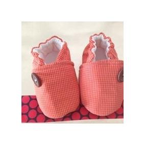 Hermosos Zapatos Para Bebé Niño Suaves De Tela