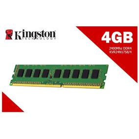 Memória Kingston Ddr4 4gb 2400mhz - Frete Gratis
