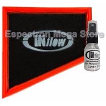 Filtro De Ar Esportivo Inflow Hpf4050 Gol 1.6 G5 G6 Polo Fox