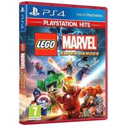 Lego Marvel Super Heroes - Playst. Hits Ps4 [ Mídia Física ]