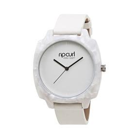 Reloj Rip Curl Blanco 100 Metros Wr