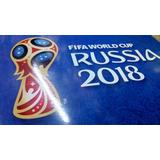 Album Mundial Rusia 2018 Pasta Dura Panini