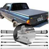 Capota Maritima Saveiro Quadrada Trek Aluminio 1985 A 1997