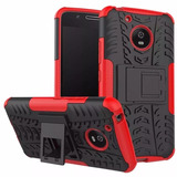 Capa Dupla Proteção Anti-impacto Motorola Moto G5 5.0 Xt1672