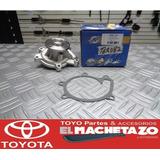 Bomba Agua Motor Toyota Terios Bego 1.5 16v 3szve 2008 -2013