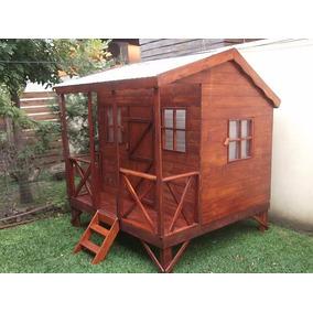 Casas ninos madera juegos de aire libre y agua en - Venta de casitas infantiles ...