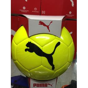 Balon Puma Big Cat 100% Original # 5 2017 Amarillo Oferta