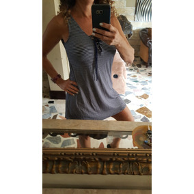 Vestido Rayas Pull And Bear