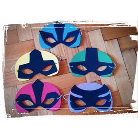 Mascara Antifaz Souvenir Goma Eva Power Ranger Samurai X10