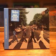 The Beatles Abbey Road Anniversary Edicion 2 Cds