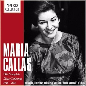 Box Maria Callas - The Complete Aria Collection (1949-1960)
