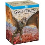 Blu-ray Game Of Thrones - As Temporadas Completas 1-6 (30 Bd