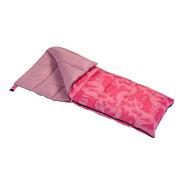 Bolsa De Dormir Sleeping Moose 40º Para Niñas Rosa Wenzel 49658