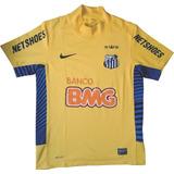 70ad9e81da Camisa Do Santos Azul 2013 no Mercado Livre Brasil