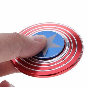 Fidget Spinner Capitan America Antiestres Envio Gratis