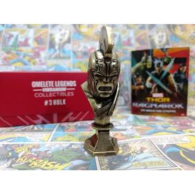 Mini Busto Hulk Ragnarok Omelete Box Legends Pronta Entrega