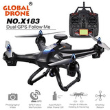 Figura Fullfun Global Drone X183 Gps Quadcopter 2mp Wifi 21