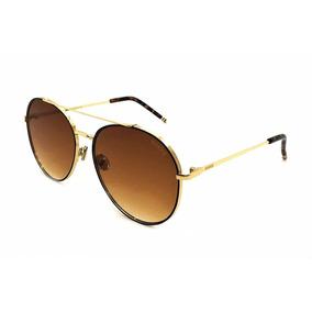 Oculos De Sol Feminino Aviator Gc Degradê Uv400