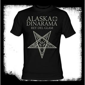 Alaska Y Dinarama - El Rey Del Glam Camiseta Y Blusa
