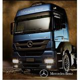 Mb Actros 2646 6x4 Traçado Versâo Conforto - 380 400 420 440