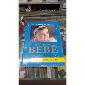 Livro Vida Do Bebe Dr. Rinaldo De Lamare