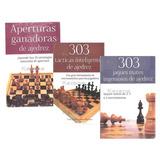 3 Libros De Ajedrez Aperturas Tactica Y Finales Envío Gratis