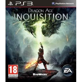 Dragon Age Inquisition Ps3 Digital Español Oferta Unica!