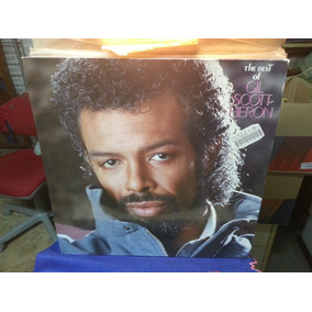 Lp Vinil The Best Of Gil Scott Heron Raro Importado Alemanha