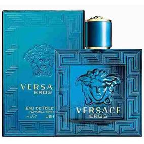 Perfume Eros Versace Caballero 100ml -- Original