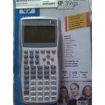 Calculadora Hp39gs