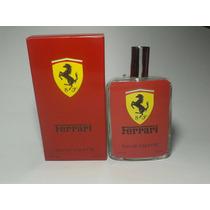 Perfume Inspiração Ferrari Red 100ml