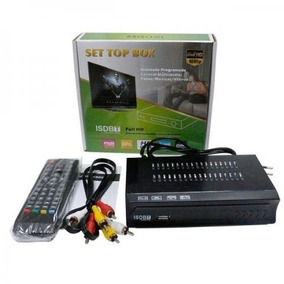 Conversor Full Hd Tv Digital Set Top Box Isdb-t