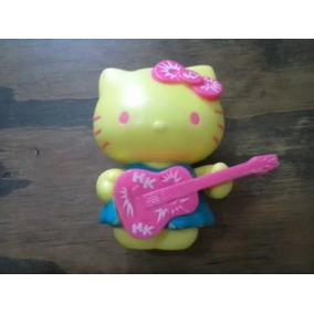 Mcdonalds - Lote De Quatro Brinquedos Hello Kitty