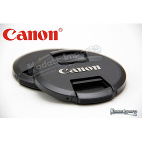 Tampa Lente Canon 77mm * 24-105mm 24-70mm 70-200mm Etc...