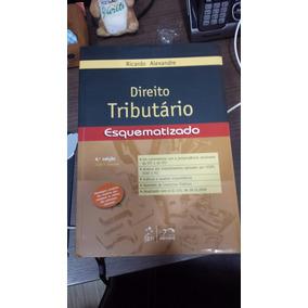 Direito Tributário Esquematizado - Ricardo Alexandre - 4ª Ed
