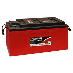 Bateria Estacionaria 220ah Df4001 Freedom Som (só Em Mãos )