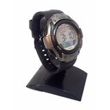 Reloj De Hombres Deportivo Digital Crown Vip3001 Alarma 24hs