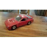 Antiguo Burago Maqueta Porche 924 Turbo,escala 1/24 Italy