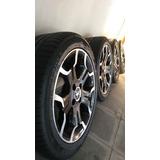 Jogo De Rodas 17 Citroen Ds3 Pneus Michelin 225/45 17