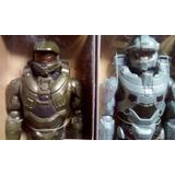 Figuras Halo Master Cheif Y Fred 104
