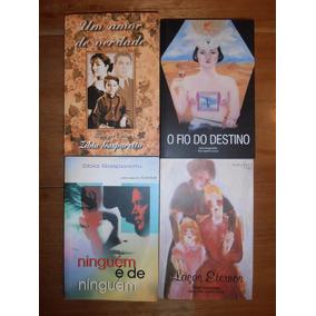 Kit 4 Livros Espírita - Zíbia Gasparetto