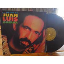 Juan Luis Guerra Lo Mejor Lp Vinilo 1993 Pop Latino Bachata